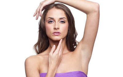 Underarm / Upper Lip Permanent Hair Removal (PHR) for 1 Person