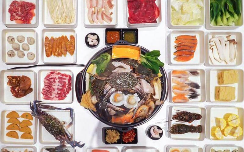 (Mon - Thu) Thai Mookata Buffet for 1 Person