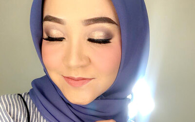 Makeup + Hairdo for Party/ Graduation / Bridesmaid / Engagement / Prewedding