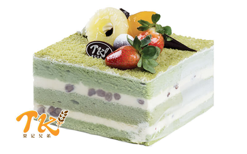 1kg Green Tea Whole Cake