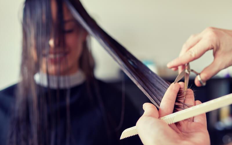 Hair Cut  + Wash + Blow Style