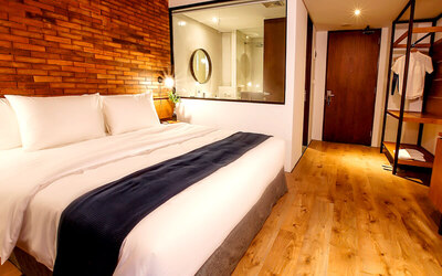Weekend: 2D1N Double Room (Room Only)