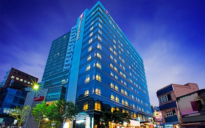 South Korea: 4D3N Stay at Tmark Hotel + Running Man Pass for 2 People