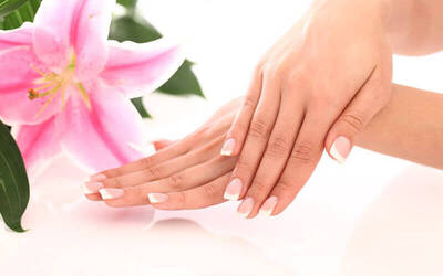 Express Gel Manicure and Express Classic Pedicure for 1 Person