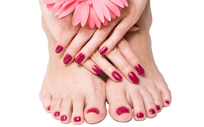 Gel Mani-Pedi with Two (2) Return Soak-Offs for 1 Person (1 Session)
