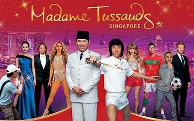 Admission to Madam Tussauds, Luge + Skyride, and a Segway Fun Ride for 1 Person