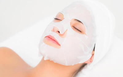 2-Hour Intensive Brightening Facial with Relaxing Eye Treatment + Shoulder Massage + Eyebrow Shaping for 1 Person