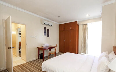 Kuching: 2D1N Stay in Deluxe 2-Bedroom Apartment with Breakfast for 4 People
