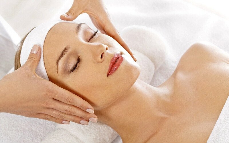 2-Hour Anti-Stress Facial for 1 Person