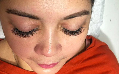 1x Volume Eyelash Extension