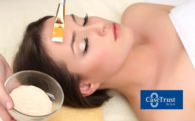 75-Minute WILDHEART [wellbeing] Australia Organic Facial with Double Mask for 1 Person (1 Session)