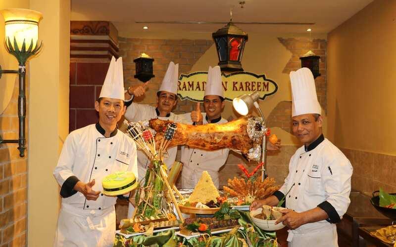 (Sun-Thu) Ramadhan Juadah Iftar Dinner Buffet for 1 Person