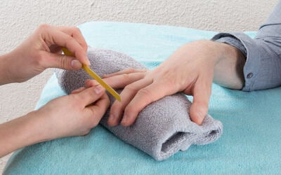 Men's Mani-Pedi for 1 Person