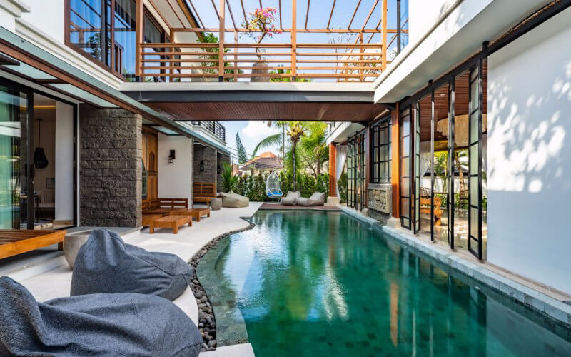 Bali: 5D4N Stay in Super Deluxe Studio for 2 People