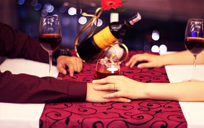 Paket Romantic Dinner Fine Dinning for 2 Pax