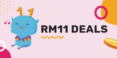 [Single Yay] RM11 Deals