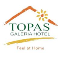 Warm Water Pool at Topas Galeria Hotel