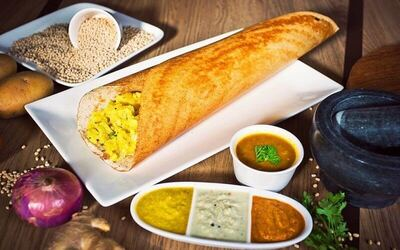$100 Cash Voucher for Vegetarian Indian Cuisine