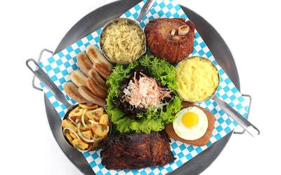 Chefs Platter Mamas Germany