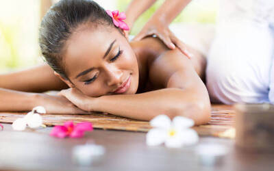 1-Hour Full Body Aromatherapy Massage for 1 Person