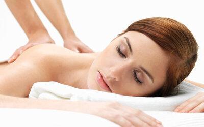 Full Body Massage + Body Scrub + Lavender Face Mask + Oxy Spray
