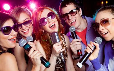 Karaoke Arisan Package untuk 15 Orang