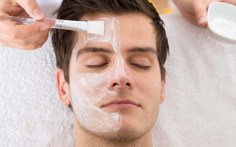 75-Minute Men's Purifying Facial for 1 Person