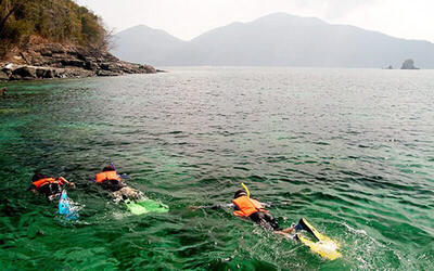 Langkawi: Snorkelling and Swimming for 1 Child