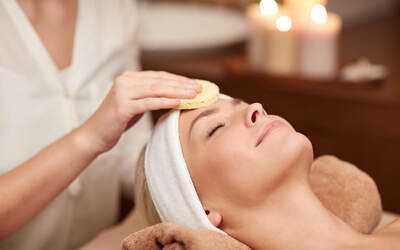 1.5-Hour Cleansing Facial for 1 Person