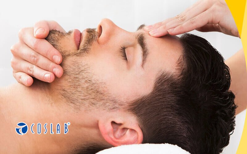 80-Minute Men's O2 Hydro Boost Facial with Pressure Point Massage for 1 Person (1 Session)
