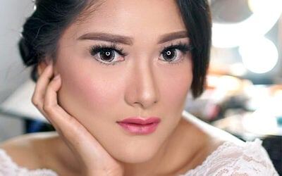 Flawless Makeup for Party / Graduation / Bridesmaid / Engagement / Prewedding