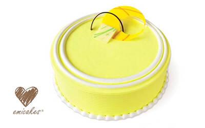 One (1) 500g Premium D24 Durian Cake