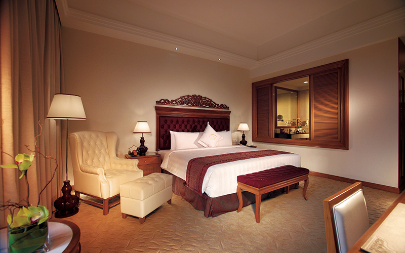 Kuala Lumpur: 2D1N Stay in 2-Bedroom Executive Suite with Breakfast for 4 People