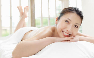 Aromatherapy Relaxing Massage + Whitening Body Peeling + Footbath + Body Steam + Shower + Free Ginger Tea