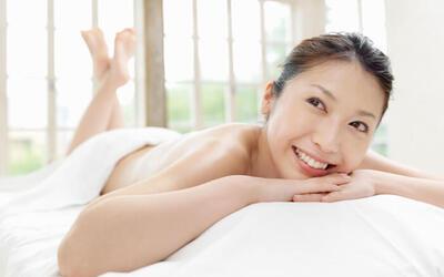 Aromatherapy Relaxing Massage + Whitening Body Peeling + Footbath + Body Steam + Shower + Free Ginger Tea