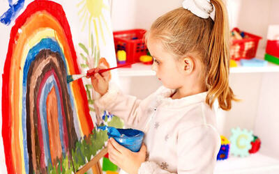 1-Hour Beginner Creative Art Lessons for 1 Person (2 Sessions)