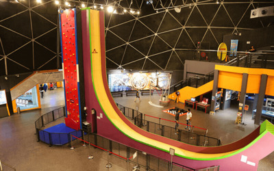 Admission to Tech Dome Penang for 1 Adult (MyKad Holder)