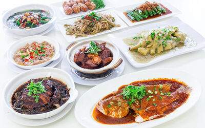 $100 Cash Voucher for Chinese Cuisine