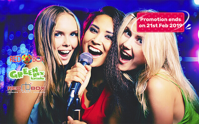 [19.19] RM35 Cash Voucher for Karaoke