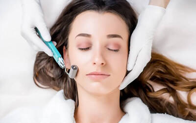 90-Minute Nano Micro-Needling Facial Treatment with Eyebrow Shaping for 1 Person