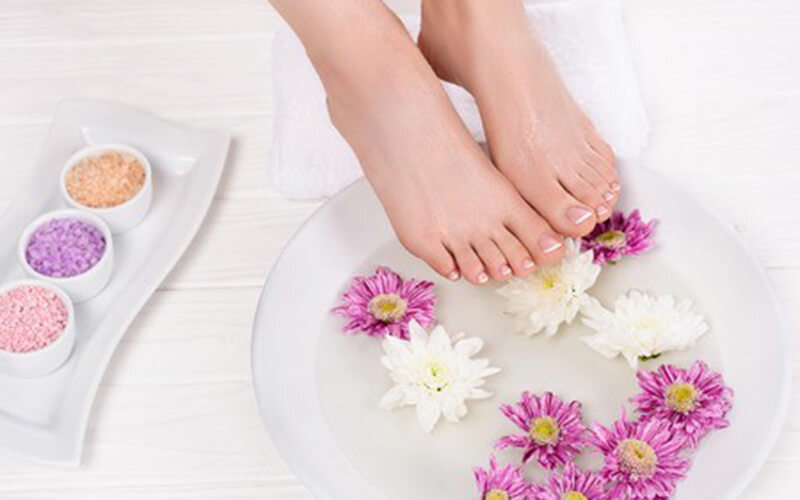 Luxury Foot Spa (Callus Removal Treatment) for 1 Person