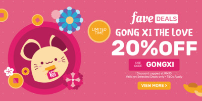 Gong Xi The Love