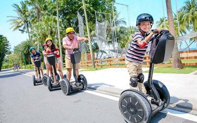 1-Round Segway Fun Ride for 1 Person