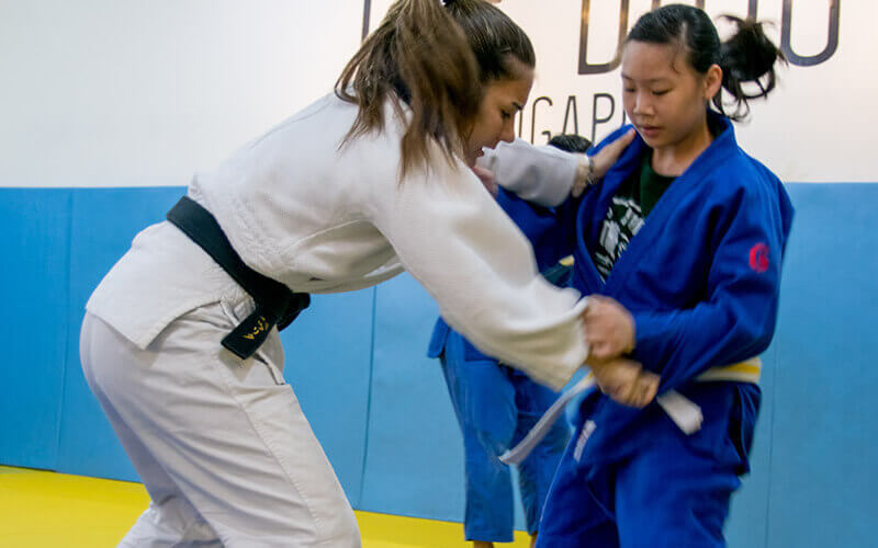 1-Hour Beginner Judo Class for 1 Child (2 Sessions)