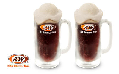[Ramadhan] A&W: Buy 1 Free 1 Large-Size RB Float with Single Scoop Ice Cream