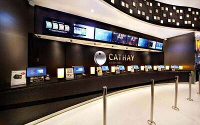 Book Online Now: One (1) Cathay Cineplexes Movie Ticket