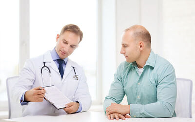 Men's Health Screening Package for 1 Person