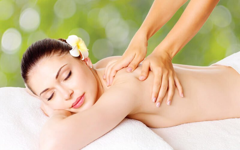 1-Hour Body Brush Meridian Massage for 1 Person