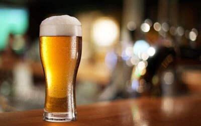 One (1) Half-Pint of Tiger Beer