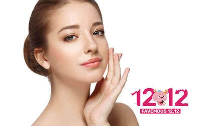 [12.12] 1.5-Hour Derma White Facial Treatment for 1 Person
